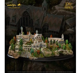 Lord of the Rings Diorama Rivendell