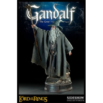 Lord of the Rings Premium Format Figure 1/4 Gandalf the Grey Sideshow Exclusive