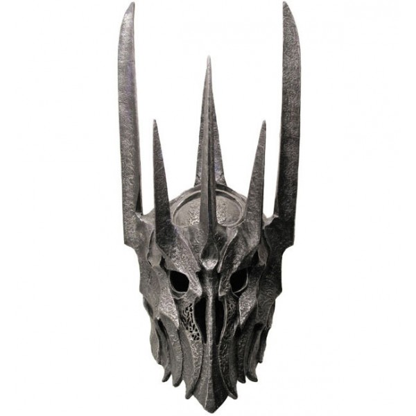 Lord Of The Rings Replica 1 1 Helm Of Sauron 73 Cm