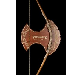 Lord of the Rings Replica 1/1 Lothlorien Bow of Legolas 167 cm