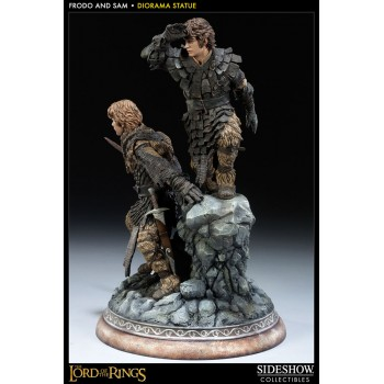 Lord of the Rings Statue Frodo and Samwise 36 cm