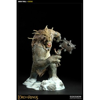 Lord of the Rings Statue Snow Troll 46 cm