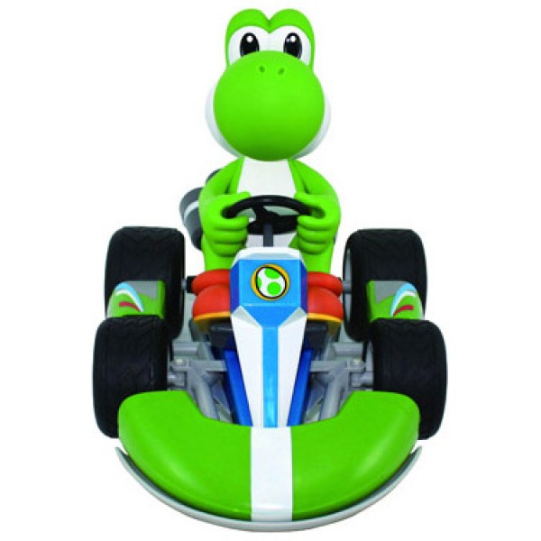 Mario kart wii rc vehicle super yoshi 47 cm - Mario kart wii voiture ...
