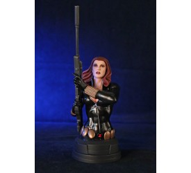 Marvel Bust 1/6 Black Widow 18 cm