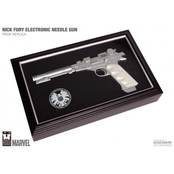 Marvel Comics Replica 1/1 Nick Fury Electronic Needle Gun