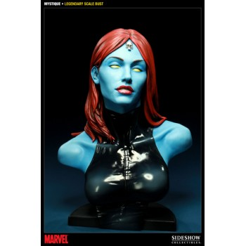 Marvel Legendary Scale Bust Mystique 32 cm