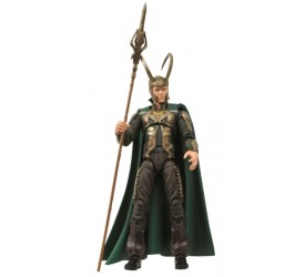 Marvel Select Thor Movie Loki AF