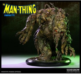 Marvel Statue Man-Thing Comiquette 47 cm