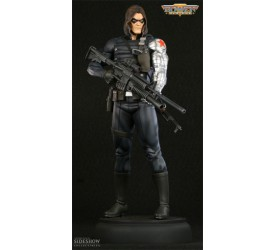 Marvel Statue Winter Soldier 30 cm