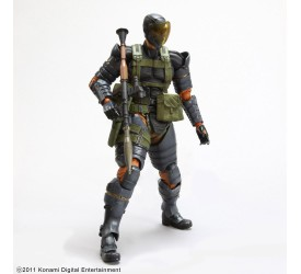 Metal Gear Solid Play Arts Kai Vol. 4 Action Figure Snake Battle Dress 23 cm