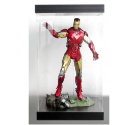 Multi-Purpose Acrylic Display Case for 1/6 Action Figures