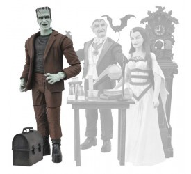 Munsters Select Action Figure Herman 18 cm