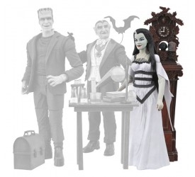 Munsters Select Action Figure Lily 18 cm
