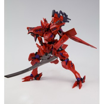 Muv-Luv Alternative Fine Scale Model Kit Takemikaduchi Type-00F Tukuyomi Manaki 18 cm