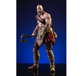 God of War (2018) Action Figure 1/6 Kratos 33 cm