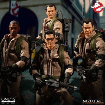 The One 12 Collective Ghostbusters Ghostbusters Deluxe Set