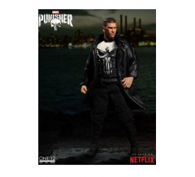 Marvel Universe Action Figure 1/12 Punisher (TV Series) 17 cm