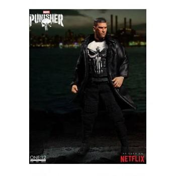 Marvel Universe Action Figure 1/12 Punisher (TV Series) 17 cm