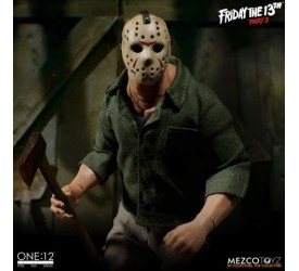The One12 Collective Friday the 13th Part 3 Jason Voorhees