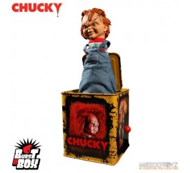 Chucky Burst a Box - Scarred Chucky