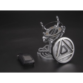 1:1 TOny Reactor Chest Light Collectible & Wearable Standard Version (Includes: Chest light/base)