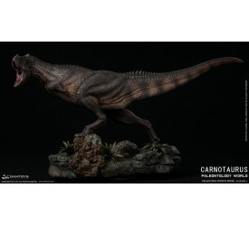 Museum Series Carnotaurus Scenes Collectiblelevel Statue Standard Edition