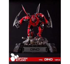 Transformers 3 Dino Statue version 2.0
