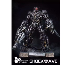 Transformers Shockwave Statue