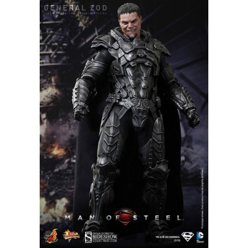 Man of Steel Movie Masterpiece Action Figure 1/6 General Zod 30 cm
