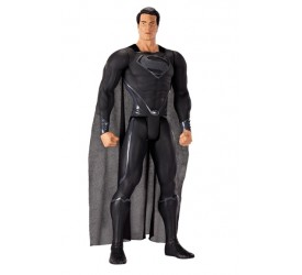 Man of Steel Superman Black Suit 31 inch Giant Size Figure 79cm