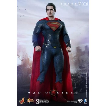 Man of Steel Superman Movie Masterpiece Sixth Scale Figure 31cm