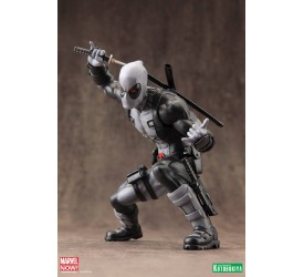 Marvel Comics ARTFX+ PVC Statue 1/10 Deadpool (Marvel Now) X-Force Exclusive 15 cm