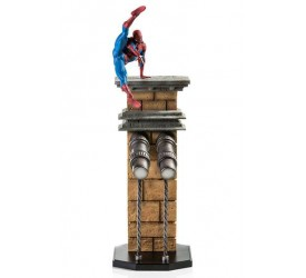 Marvel Comics Battle Diorama Series Statue 1/10 Spider-Man 51 cm