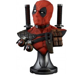 Marvel Comics Bust 1/1 Deadpool 71 cm