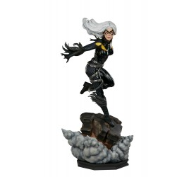 Marvel Comics Premium Format Figure Black Cat 56 cm