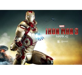 Marvel Iron Man 3 1/4 Scale Mark 42 Maquette 50 cm