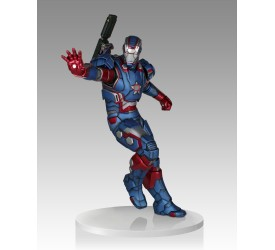 Marvel Iron Patriot Statue 49cm