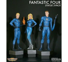 Marvel Statue 3 Pack Fantastic Four 30 cm