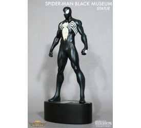 Marvel Statue Black Spider Man 30 cm