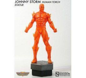 Marvel Statue Johnny Storm Human Torch 30 cm
