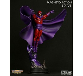 Marvel Statue Magneto Action 48 cm