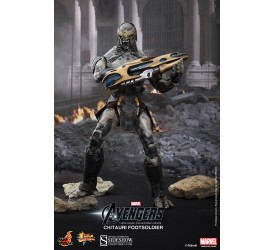Marvel The Avengers Chitauri Footsoldier 1/6 Scale Figure 32cm