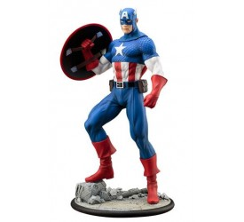 Marvel Universe ARTFX Statue 1/6 Captain America Modern Mythology 32 cm