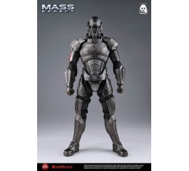 Mass Effect 3 Action Figure 1/6 Commander John Shepard 31 cm