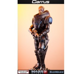 Mass Effect 3 Garrus Statue