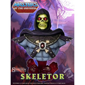 Masters of the Universe Bust Skeletor 24 cm
