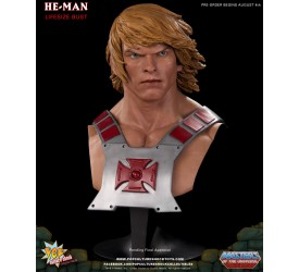Masters of the Universe He Man 1:1 scale bust