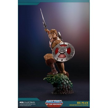 Masters of the Universe He-Man 1/4 Scale Statue 58 cm