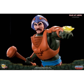 Masters of the Universe Man at Arms 1/4 Scale Statue 45 cm