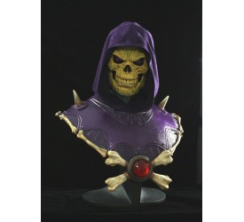 Masters of the Universe Skeletor 1/1 Life Size Bust Regular Edition